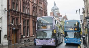 Nottingham City Transport, Transportasi yang Patut Ditiru Transjakarta