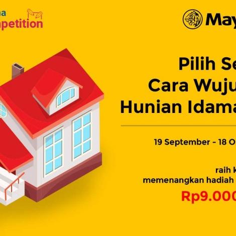 Beli Rumah, Pilih Cash atau KPR?