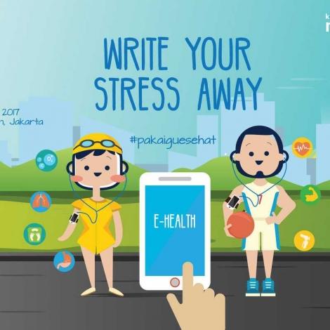 Bisakah Melepas Stress dengan Menulis? Cari Tahu bersama GueSehat!