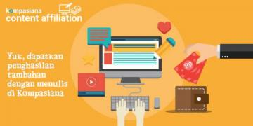 Penawaran Terbaru Content Affiliation Sudah Diluncurkan, Segera Cek Profil Anda!