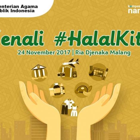 Kenali #HalalKita Lebih Mendalam di Acara Nangkring ini!
