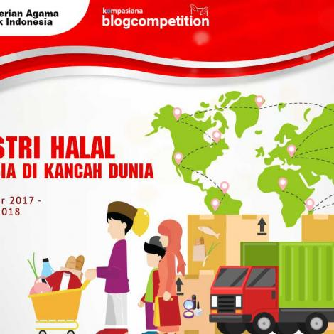 Yuk Bagikan Opinimu Seputar Potensi Industri Halal Indonesia di Kancah Dunia!