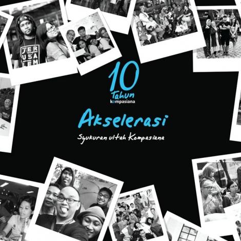 Kami Mengundang Anda di Syukuran Ulang Tahun Kompasiana yang ke-10